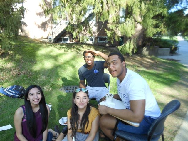 At the spring '15 picnic