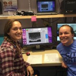 Student researchers in Prof. Hane's lab